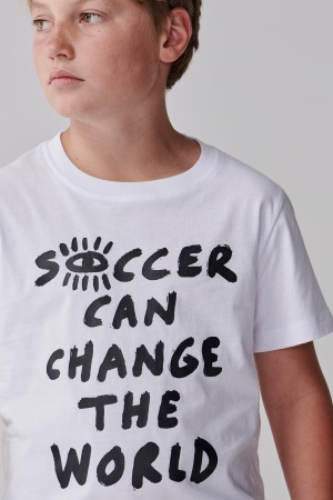 Kids SCCTW Game Changer Tシャツ  White 価格 4,300円+税