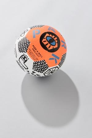 フットサルボール Neon Orange  価格 4,700円+税