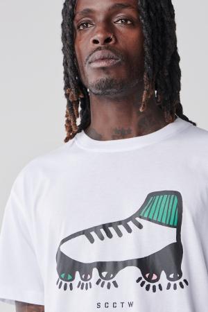 Boot Tシャツ White 価格 7,200円+税