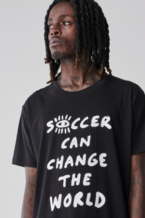 SCCTW Game Changer Tシャツ   Black 価格 7,200円+税