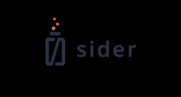 Siderロゴ