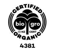 biogro認証
