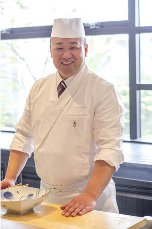総料理長 岩下浩司