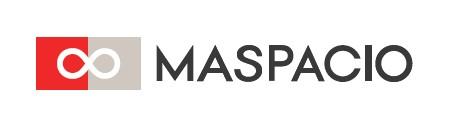 MASPACIO ロゴ