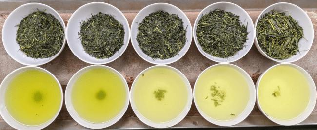単一茶園・単一品種・収穫日違いのシングルオリジン茶