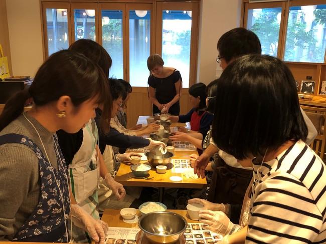 昨年開催した北欧キッチンイベントの様子