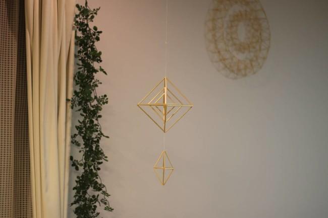 北欧の伝統装飾品ヒンメリ