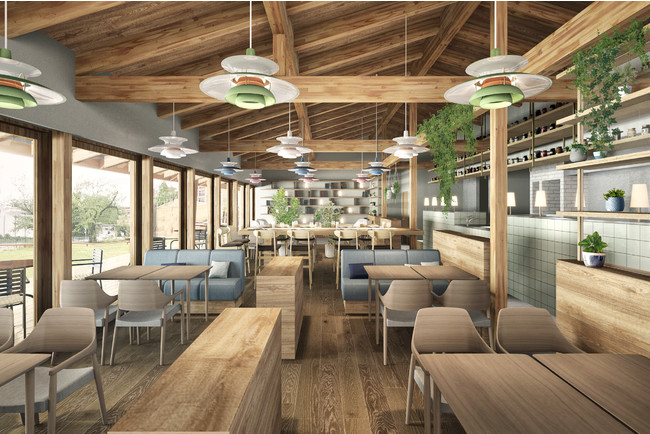 日本初「北欧ファミリーレストラン」