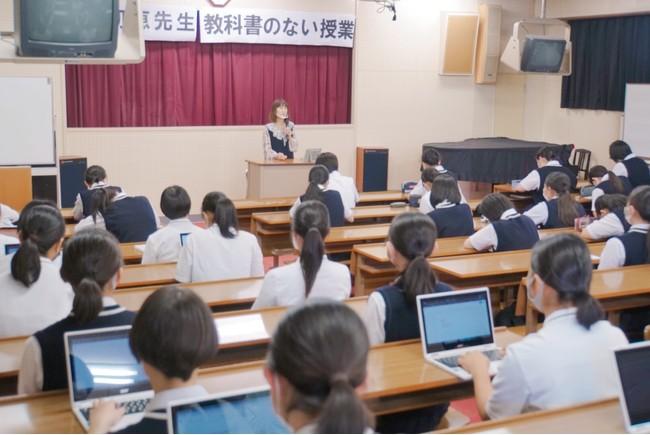 自由出席ながら、教室は満席に!