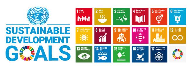 SDGs(持続可能な開発目標)に沿った製品を提供しています
