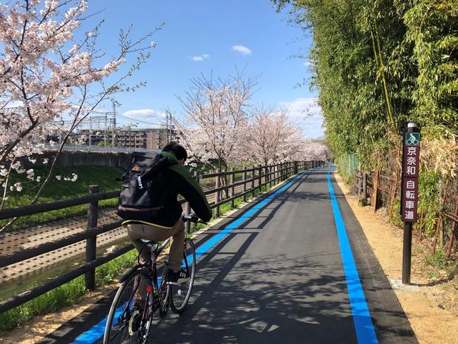 奈良県(大和青垣吉野川自転車道線)