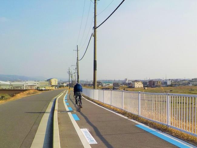 京都府(京都八幡木津自転車道線)