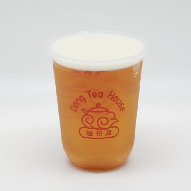 凍頂烏龍茶 Mサイズ400円(税別)