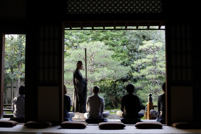 瞑想体験イメージ