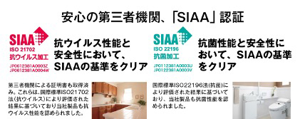 SIAAについて