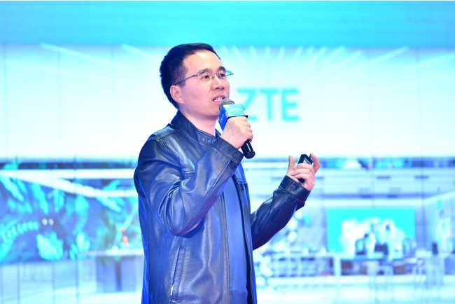 <ZTEモバイルデバイス事業CEO 倪飛(Ni Fei)>