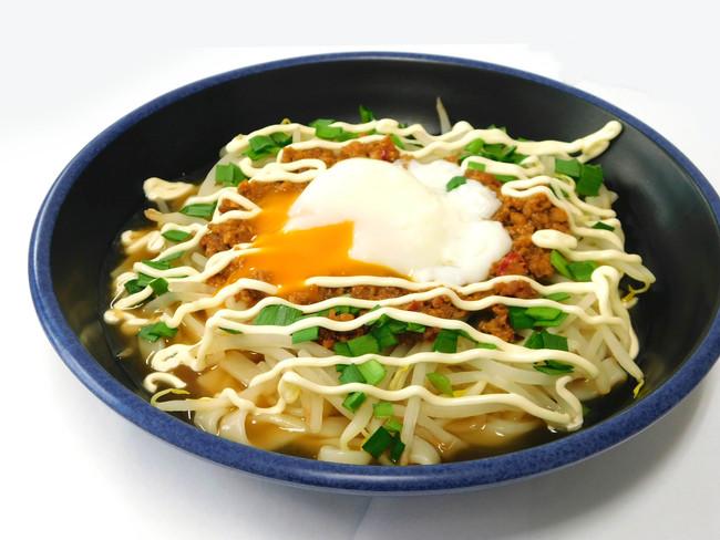 肉味噌混ぜ きしめん(900円)