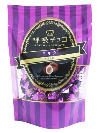 【関西】呼吸チョコ(ミルク) 645円