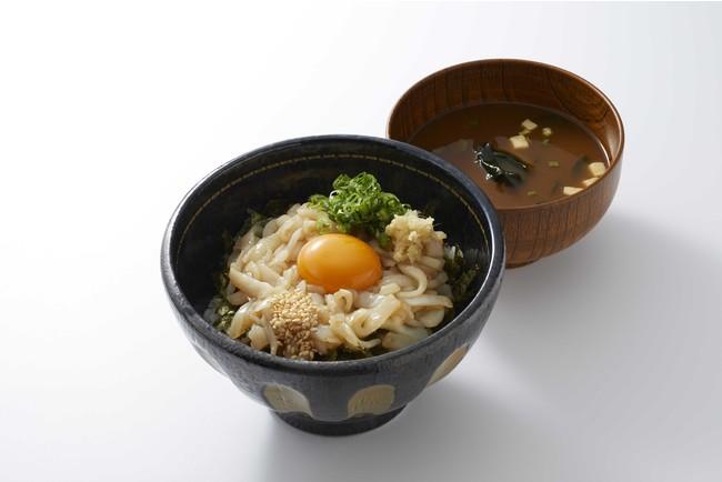 漁師風 いかの肝醤油丼(890円)