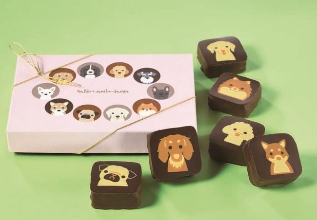 フランダースの犬の舞台であるベルギー・アントワープ生まれのチョコレート