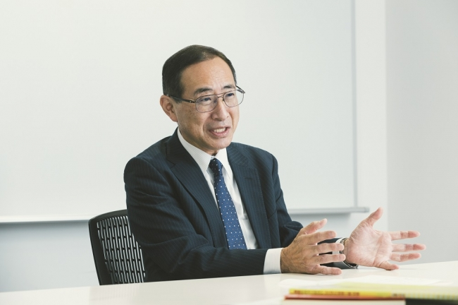 NPO法人「高齢者安全運転支援研究会」 平塚雅之事務局長