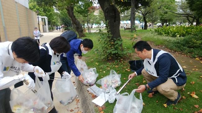 全国清掃活動/Nationwide Street Cleanups (オリナス)