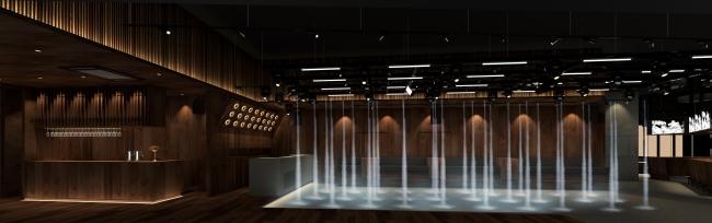 渋谷の新たなランドマーク「MIYASHITA PARK」にカフェ、アートギャラリー、ミュージックバーが一体化した複合型エンターテインメント施設『or』が誕生