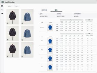 商品詳細では、売上・在庫・顧客の声を組み合わせて、意思決定の気付きを獲得
