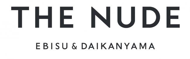 THE NUDE Ebisu & Daikanyamaロゴ