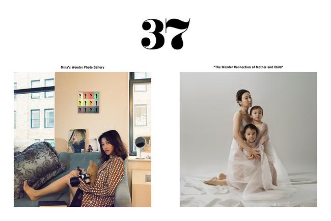 北野美奈 写真展 Mina's WONDER PHOTO GALLERY&撮影会「母と子のポートレート」