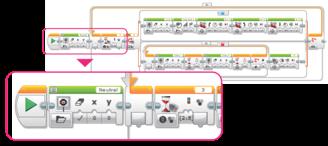 2 ビジュアルプログラミングを使用したプログラミング