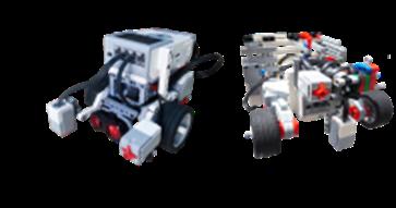 1 ロボットの組み立て