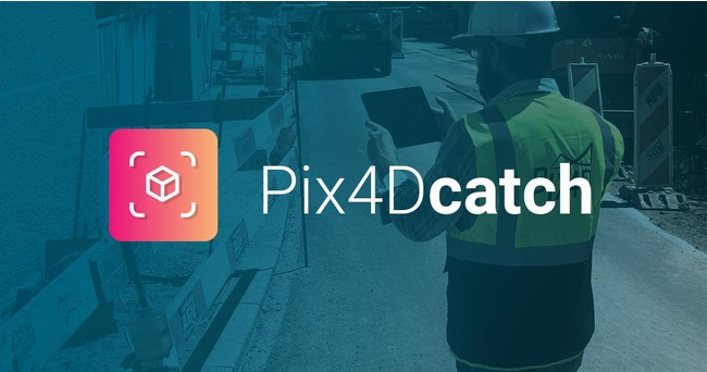 Pix4Dcatch: 3Dモデリングのための地上画像取得アプリ