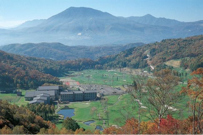 長野県の斑尾山にあるホテルタングラム
