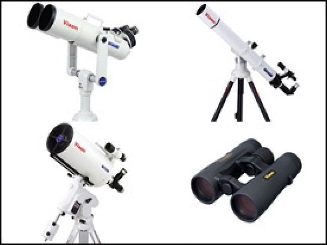 天体望遠鏡・双眼鏡(Vixen)