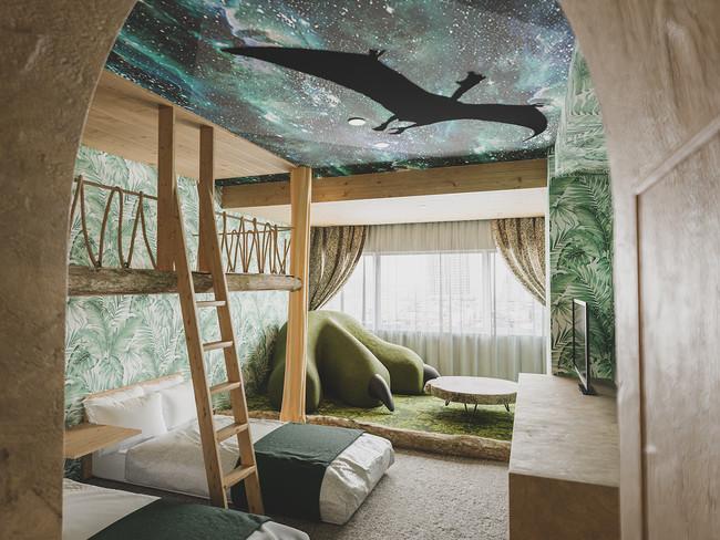 Dino Amazing Room(イメージ図)