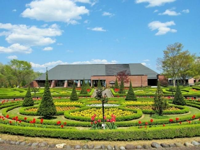 中世ヨーロッパ風の農村公園で、色々な体験施設が完備。ご家族で一日のんびり過ごしたいならおススメ!!