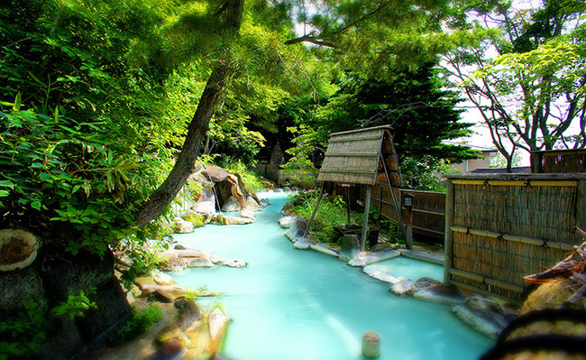 某旅行サイト満足度日本一2回受賞、福島が誇る『高湯温泉』