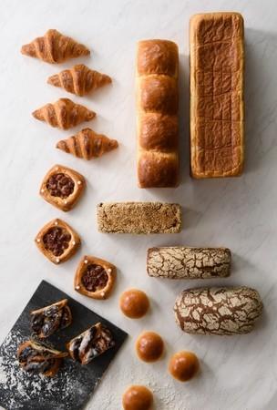 「ドーレ」の焼き立てパン