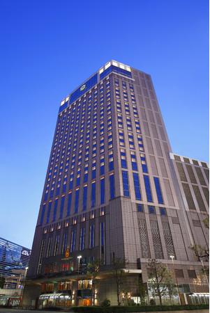 横浜ベイシェラトンホテル 外観