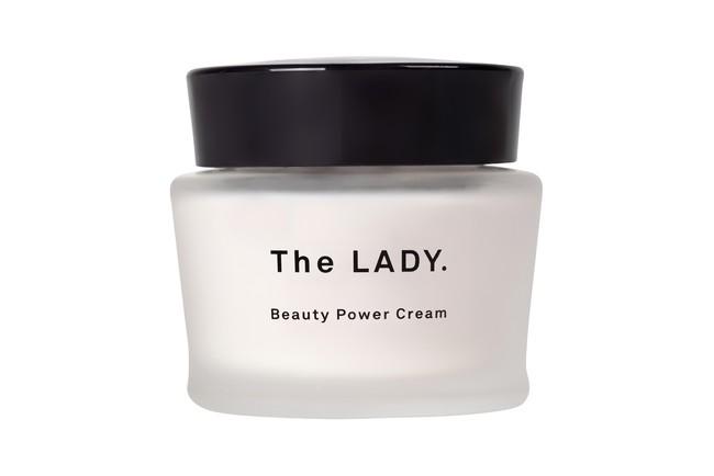 The LADY.ビューティパワークリーム