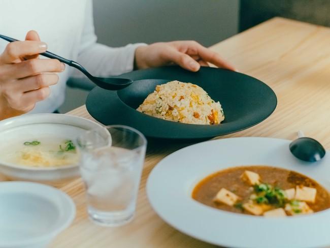 チャーハンや麻婆豆腐、スープなど 幅広い料理に最適な「れんげ」