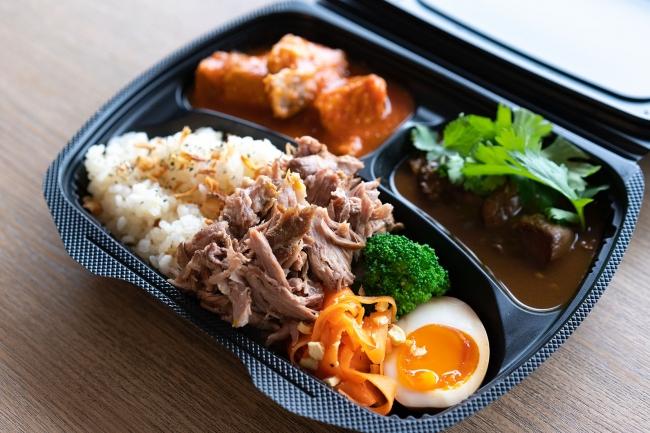 「おた飯」のトリプル例