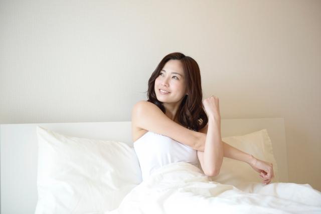 国民の2割が睡眠に悩んでいる現状をふまえ、睡眠改善に役立つ音声コンテンツを豊富に用意する