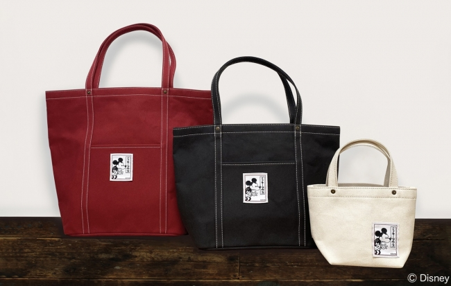 熟練した職人によるメイド・イン・ジャパンの帆布のバッグ