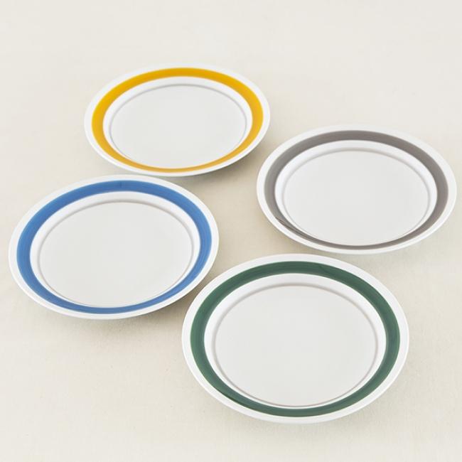 大きな取り皿 4カラーセット 6,912円(税込)
