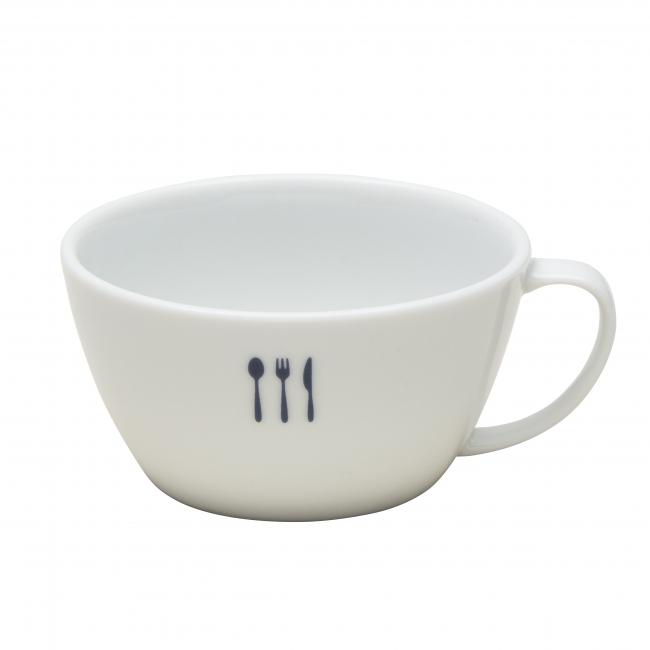 カトラリースープカップ 972円(税込)