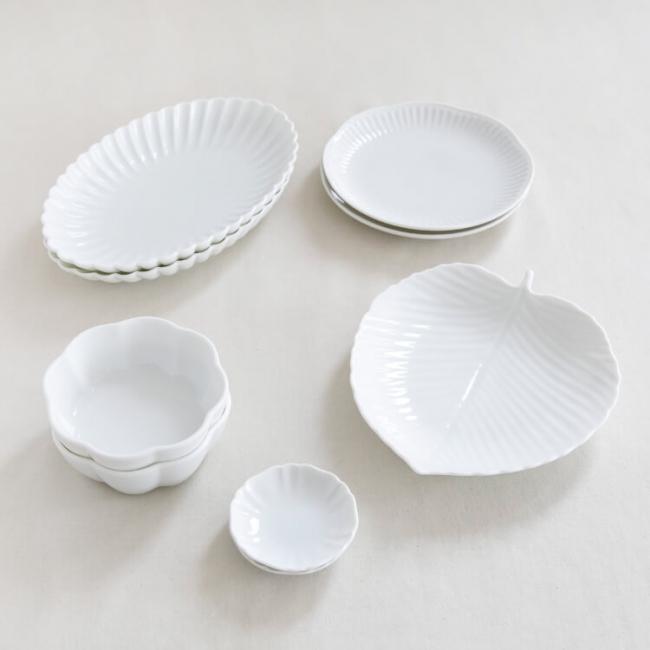 白い食器アニバーサリーセット 8,100円+税