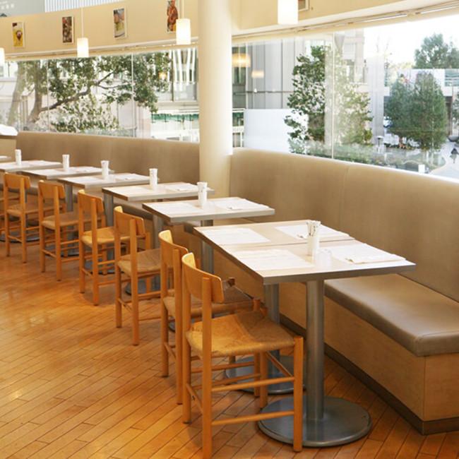 ゆとりの空間カフェ・レストラン 店舗イメージ