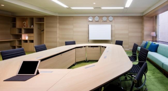多彩な会議室バリエーション